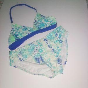 Girl's Ocean Pacific Bikini Size M